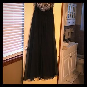 Dresses & Skirts - Black prom, formal dress