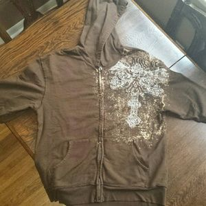 Archaic Other - Archaic zip up hoodie