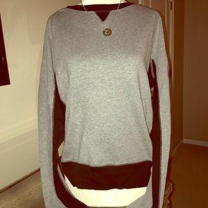 Bobi sweatshirt from Anthro.  Worn just ONCE