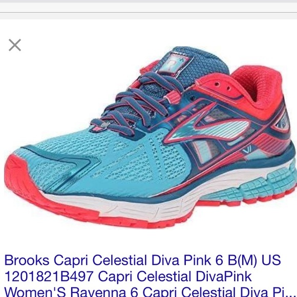 7351543df41 Brooks Shoes - Women s Brooks Ravenna 6 Running Shoes size 8