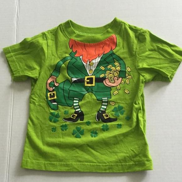 Children S Place Shirts Tops Childrens Place Green Tshirt