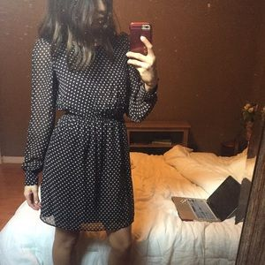 Forever 21 Dresses & Skirts - Polka Dot Dress