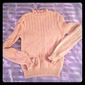 Tocca Sweaters - Tocca mustard colored sweater new without tags