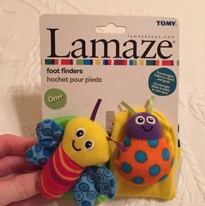 Lamaze Other - Lamaze Foot Rattles