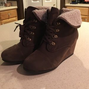 Shoes - Wedge boots