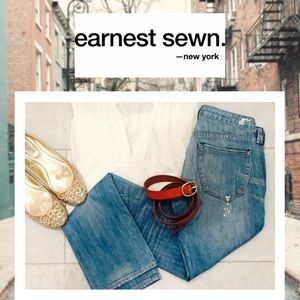 HOST PICK @lara2007EARNEST SEWN Straight Jeans