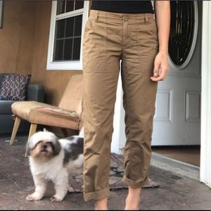 J. Crew Factory Pants - J. Crew Factory cropped pant