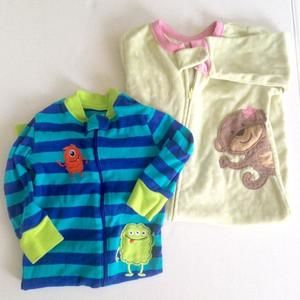 Little Me Other - PJ's 2 item bundle