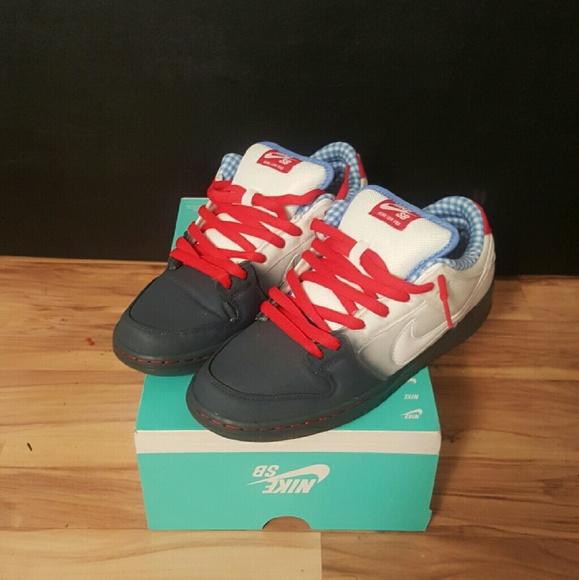 Nike Sb Dunk Low Sz 12 Zapatos