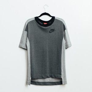 Nike Tops - NIKE SPORTSWEAR RALLY PLUS 3/4 SLEEVE TUNIC