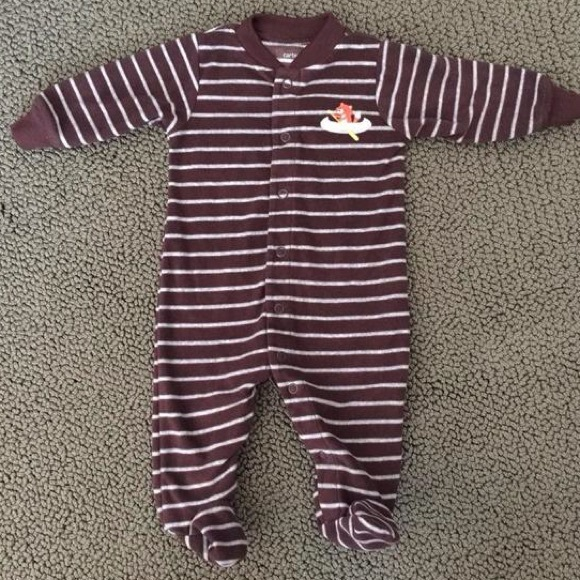 a861f0835565 Carters Pajamas