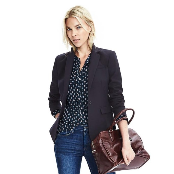 82% off Banana Republic Jackets & Blazers - - BANANA REPUBLIC ...