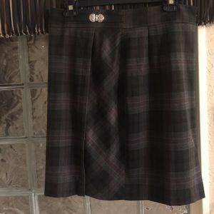 ANTONIO MELANI Dresses & Skirts - Plaid designer skirt
