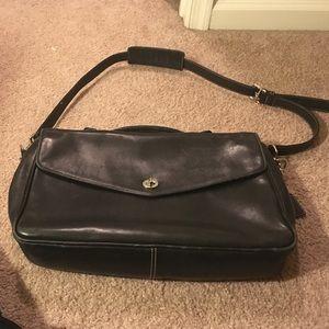 Coach briefcase / laptop bag