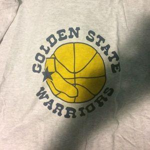 Golden state warriors shirt