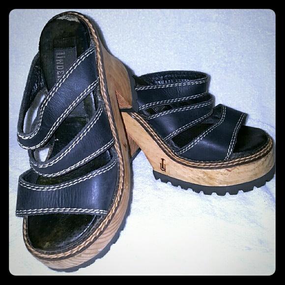 2619ef01f53 London Underground Shoes - London Underground Clogs Gothic Style