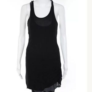 ATM Anthony Thomas Melillo Tops - ATM black and grey tunic top Sz small