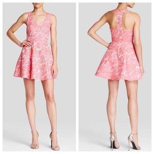 Aqua Dresses & Skirts - Aqua Brocade T Racerback Dress