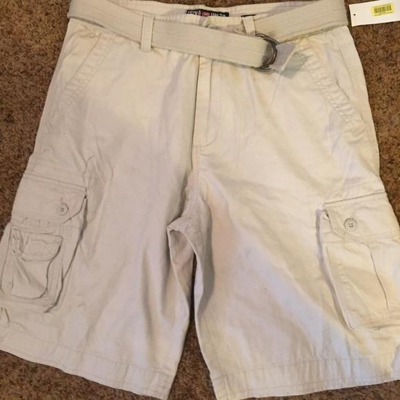 72% off Other - Khaki Carpenter Shorts from Pam's closet on Poshmark