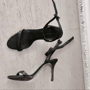 Alexander Wang Embossed Stingray Heels