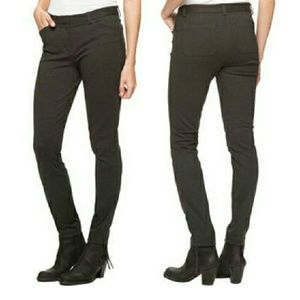 Andrew Marc Pants - Andrew Marc Charcoal Ponte Skinnies NWT