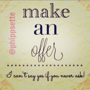 Other - Make an offer ❤️