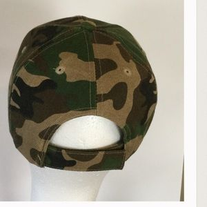 Accessories - 🎉HP🎉 Last One 🇺🇸 Patriotic Camo Baseball Cap