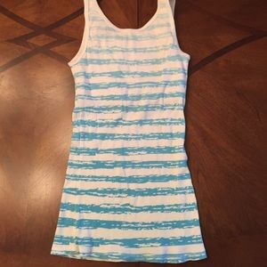 Justice Other - NEW Ombré Blue Tank