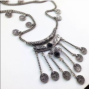 HP 1/13 Boho Coin Necklace! NEW!
