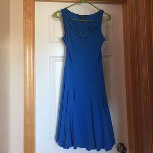 Ralph Lauren a-line dress