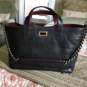 CHANEL Bags - Chanel Black Tote