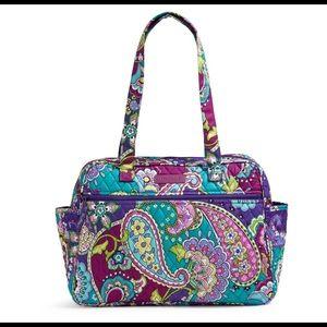 Vera Bradley Baby Bag Heather NWT