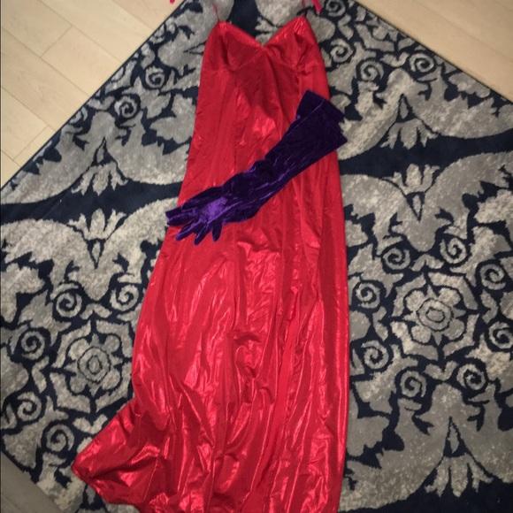 Other Plus Size Halloween Costume Jessica Rabbit Poshmark
