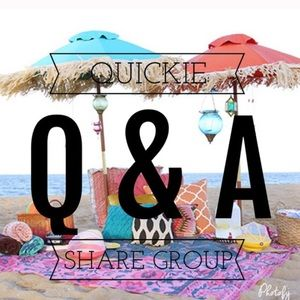 Q&A for Quickie share group