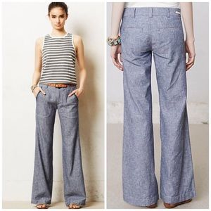Anthropologie Pants - Anthropologie Pilcro & The Letterpress Pants