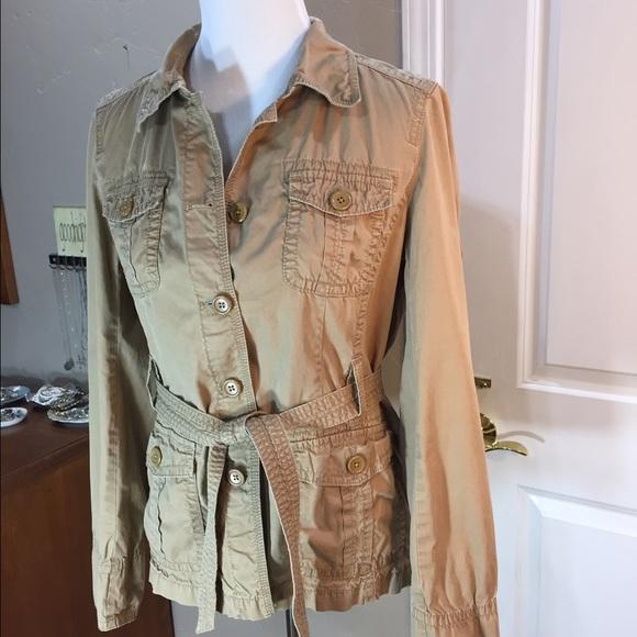 J Crew Jackets Coats J Crew Classic Twill Chino Jacket Poshmark