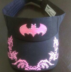 Batgirl visor