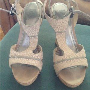 Belle by Sigerson Morrison Shoes - Belle Sigerson Morrison wedge shoes