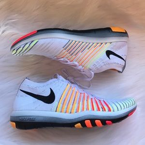 detailing 80f5f 507c3 Nike Shoes - Nike Free Transform Flyknit Sneakers