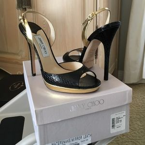 Jimmy Choo heels