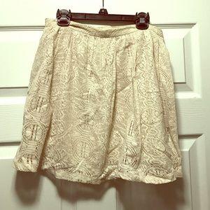 Jack Lace Skirt