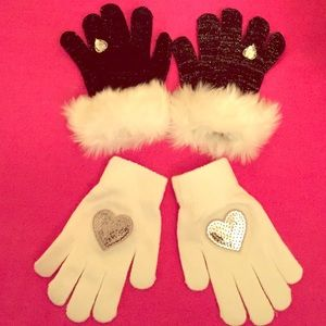 Toby Other - 😝HP🙃 Toby Girl's Gloves Bundle, 2 Pairs