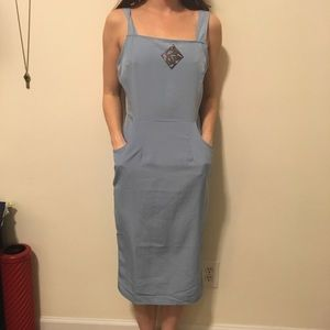 Nasty Gal Dresses & Skirts - NWT Nasty Gal Periwinkle Shift Dress