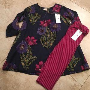Pink Chicken Other - Pink Chicken dress/tunic set