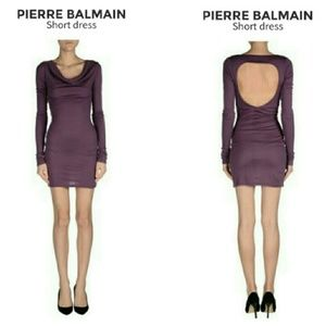 Pierre Balmain Dresses & Skirts - NWT PIERRE BALMAIN MINIMALIST DRESS
