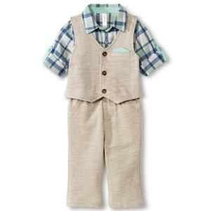 Cherokee (Target) Other - Boys 3 piece outfit