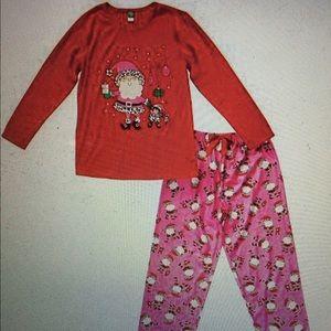 Dollie & Me Other - Santa Claus 🎅 Pajama Set