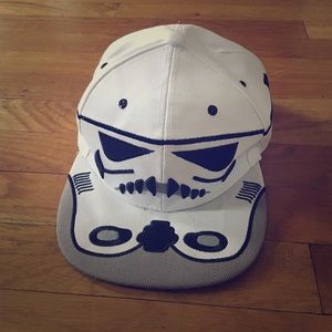 Other - Star Wars Storm Trooper SnapBack