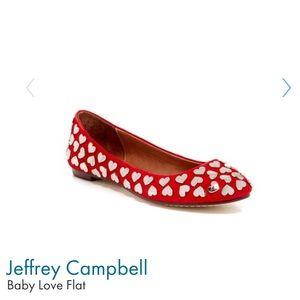 Jeffery Campbell Baby Love flats