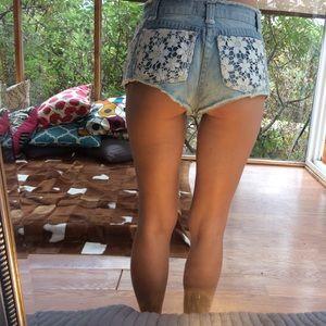 Aphrodite Pants - Sexy jeans shorts by Aphrodite